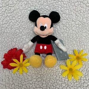 "9"" Mickey Plush"